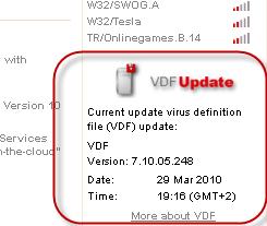 VDF Update
