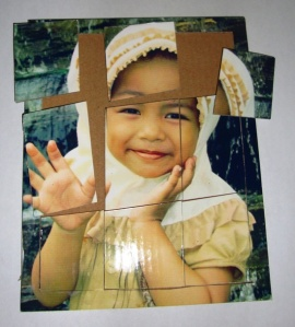 Putriku dalam Puzzle