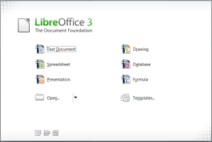 LibreOffice 3.3